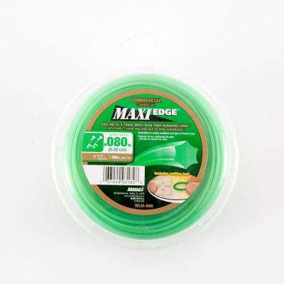 0.080 in. x 140 ft. Maxi Edge Trimmer Line