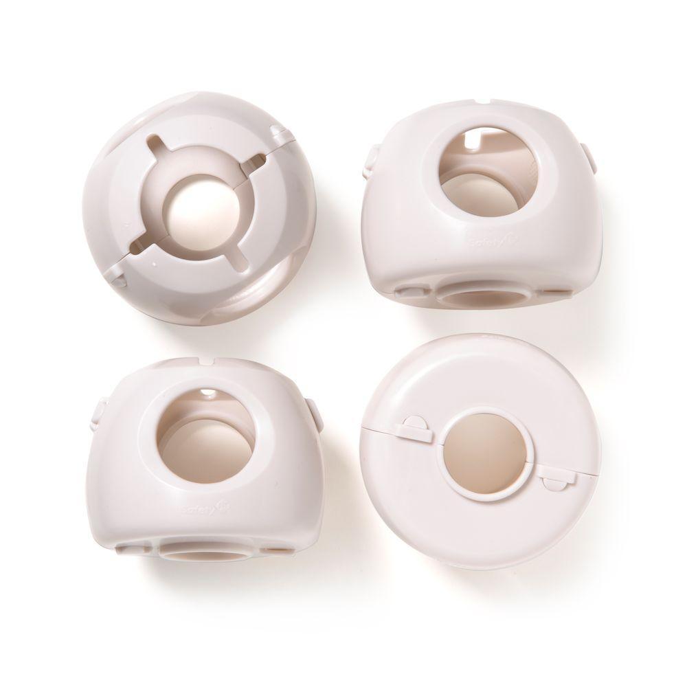 Grip 'n Twist Doorknob Covers (4-Pack)