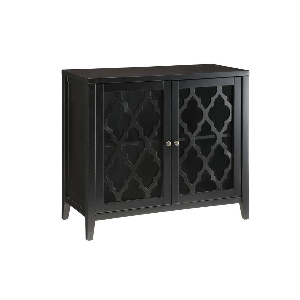 Ceara Black Cabinet