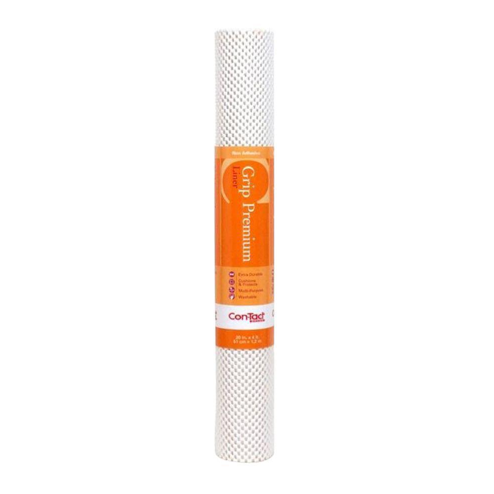 Ultra Grip White Shelf/Drawer Liner
