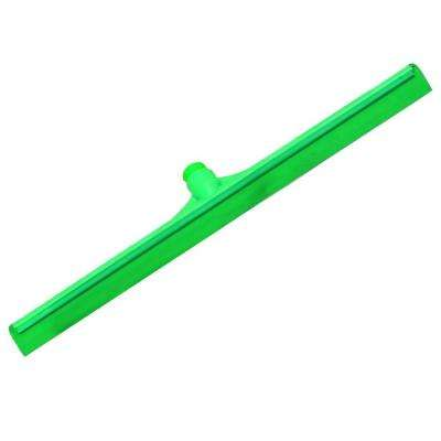 19.75 in. Rubber Squeegee in Green (Case of 6)