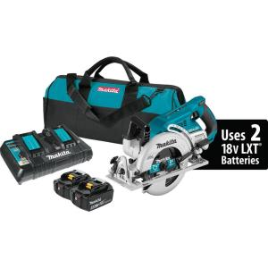 Makita 18-Volt X2 LXT 5.0Ah Lithium-Ion (36-Volt) Brushless Cordless Rear Handle... by Makita