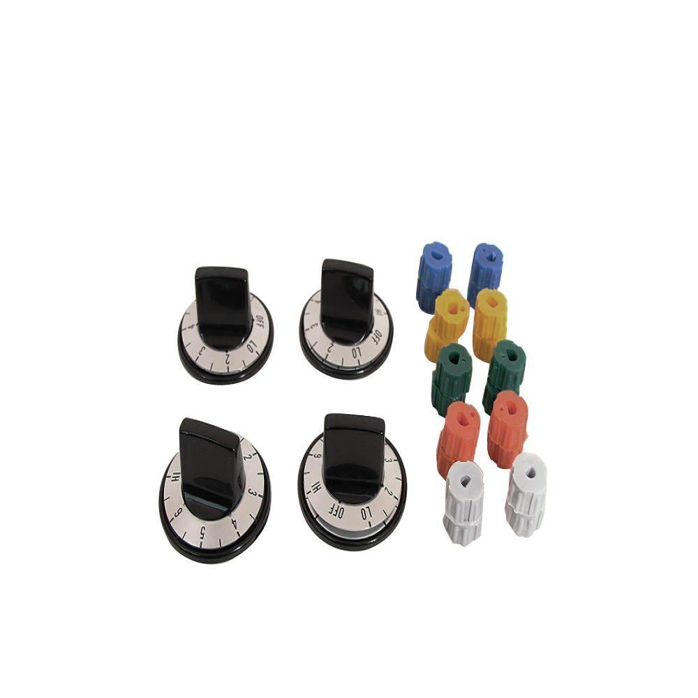 GE Electric Range Burner Knob Kit