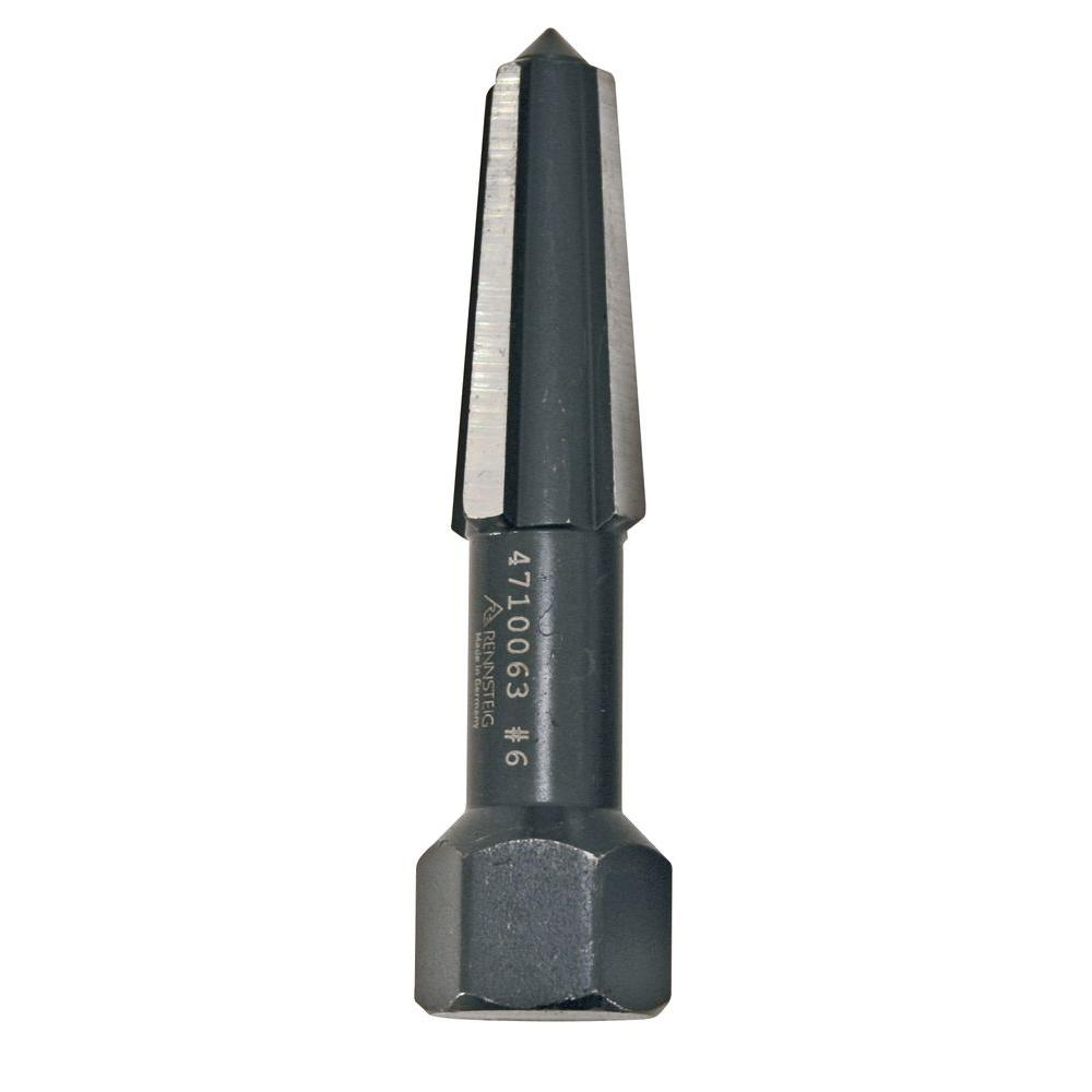 Double Edged Size 6 Screw Extractor