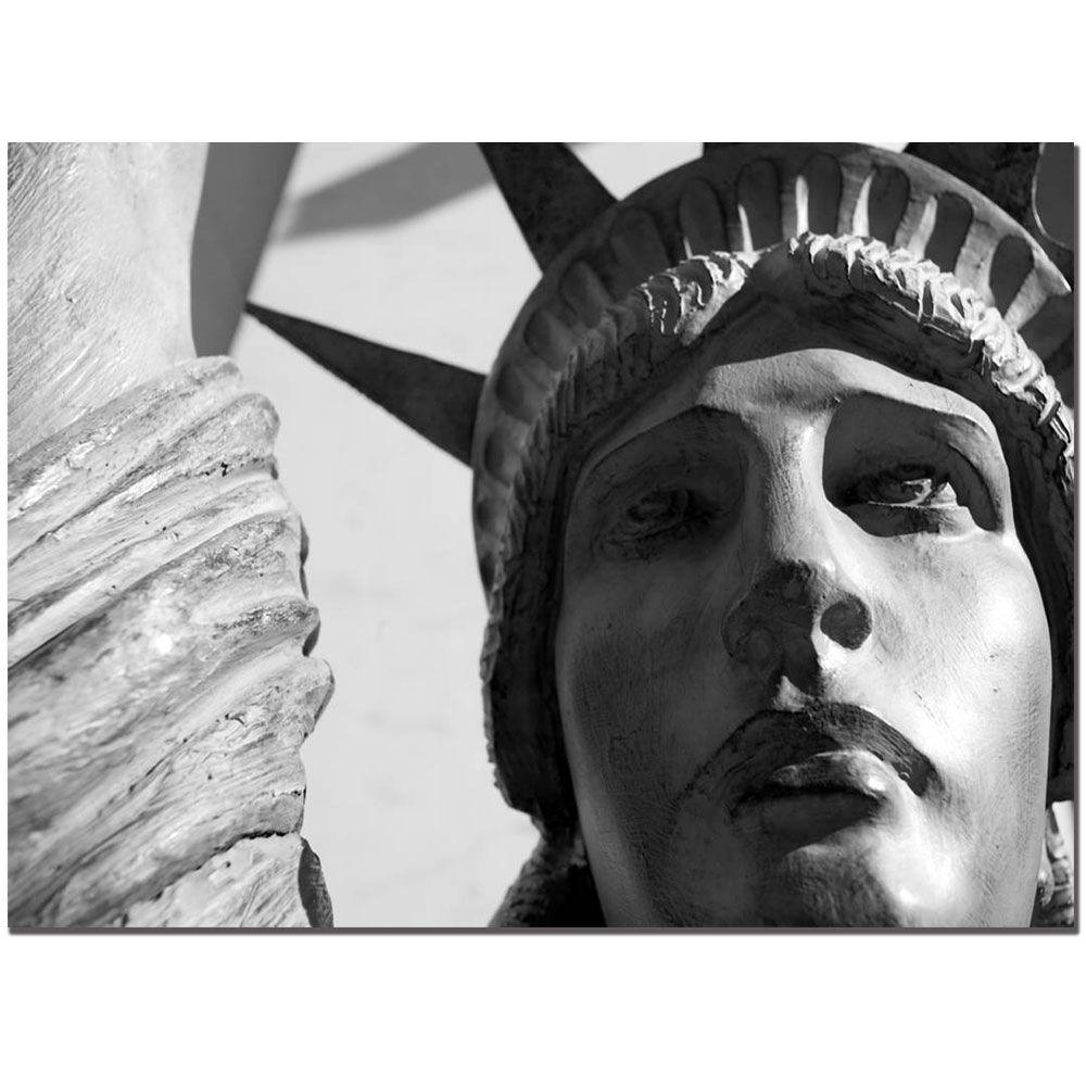 35 in. x 47 in. Liberty Canvas Art