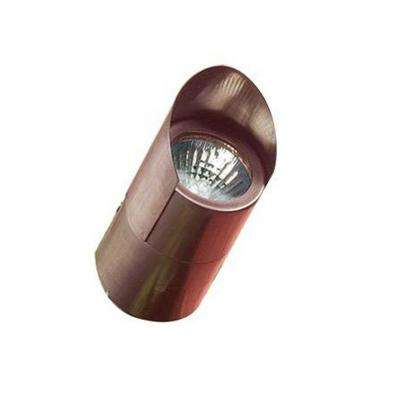 1-Light 50 W Low-Voltage Raw Copper Pathlight