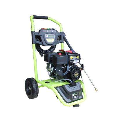 3300 PSI 208 cc Gas Pressure Washer, LCT Professional Engine, CARB Approved