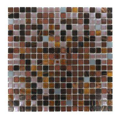 Capriccio Campobo 12 In X 8 Mm Gl Floor And Wall