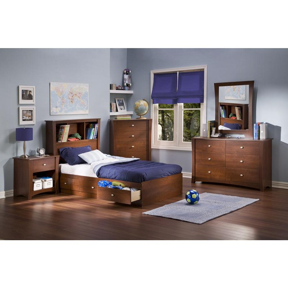 Jumper 5-Drawer Classic Cherry Chest
