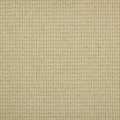 Carpet Sample - Upland Heights - Color Sunshine Pattern Loop 8 in. x 8 in.