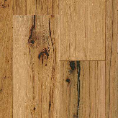 Revolutionary Rustics Hickory Natural 1/2 in. T x 7-1/2 in. W x Varying L Engineered Hardwood Flooring (25.7 sq. ft.)