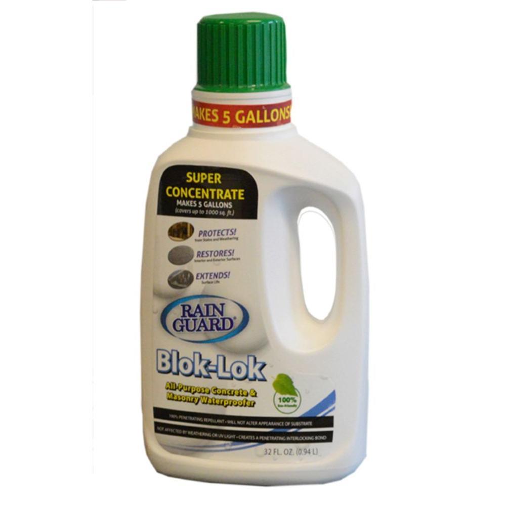 Blok-Lok 32 oz. Super Concentrate Water-Based Penetrating Repellent Sealer