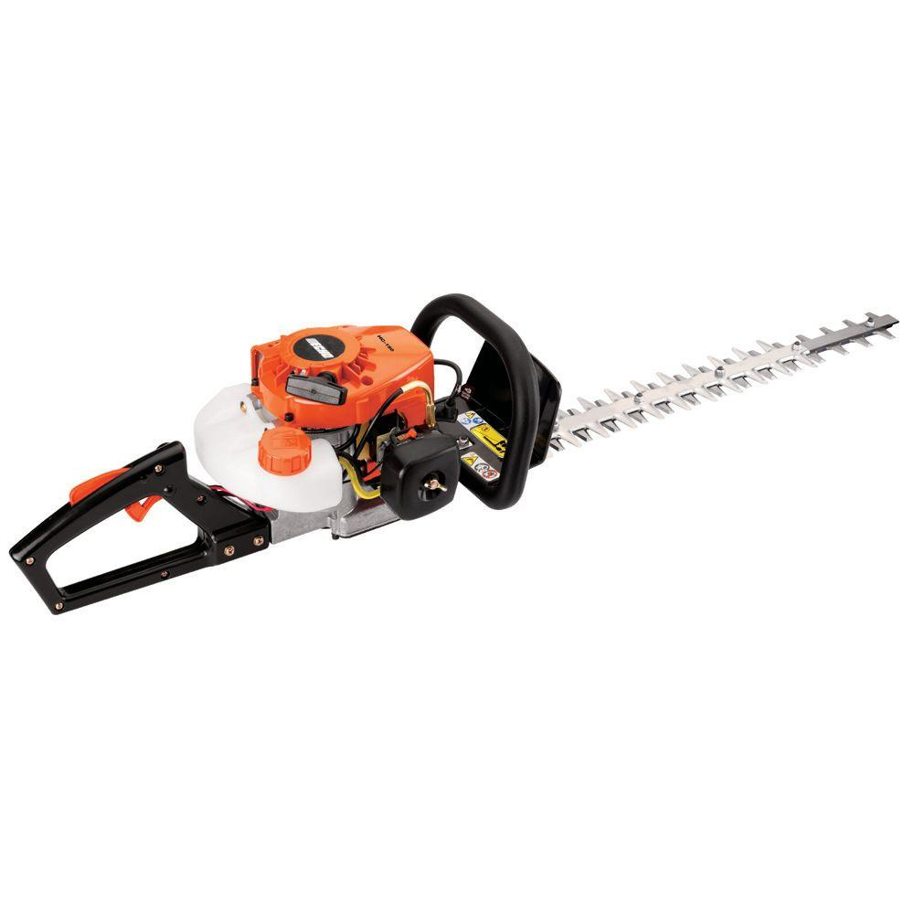 Echo 20 In 21 2cc Gas Hedge Trimmer Hc 150sp The Home Depot