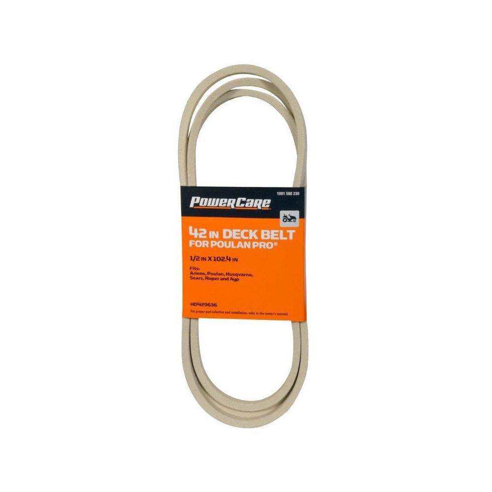 Arnold Hydrostatic Ground Drive Belt for Craftsman and HOP Riding ...