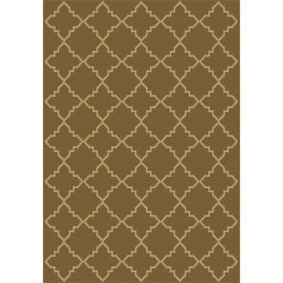 Flame Retardant Trellis Outdoor Rugs Rugs The Home Depot