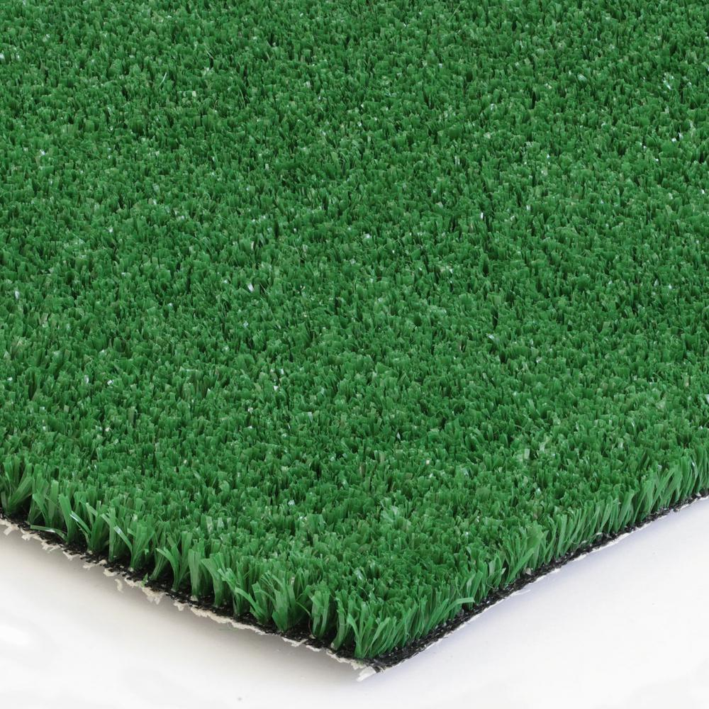 Trafficmaster Opp Action Back 13 Oz Artificial Grass 6 Ft