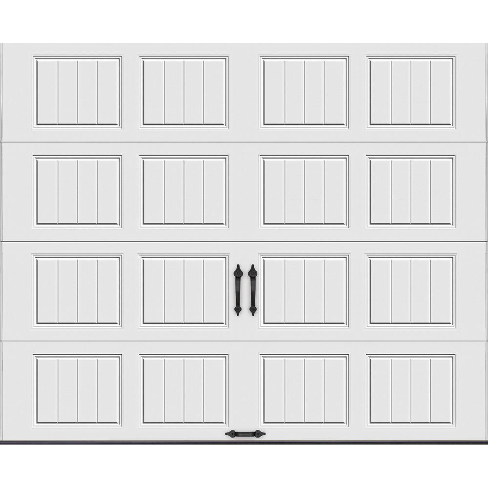 garage door 9x7White  9x7  Garage Doors  Garage Doors Openers  Accessories