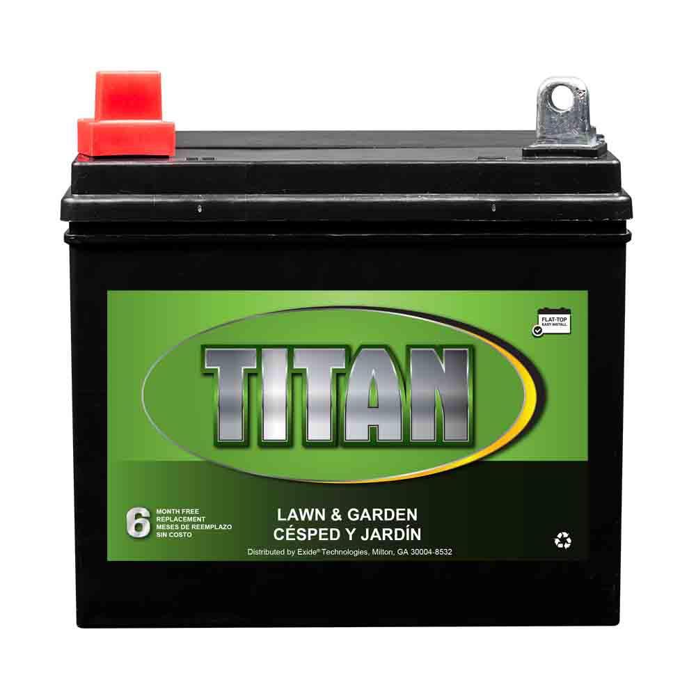 Аккумулятор титан инструкция