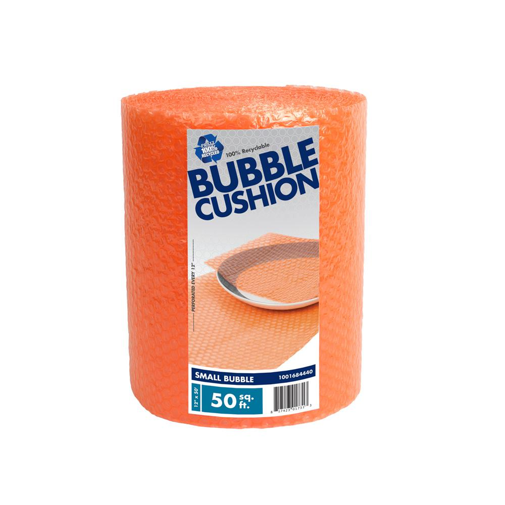 Pratt Retail Specialties 3/16 in. x 12 in. x 50 ft. Bubble Cushion