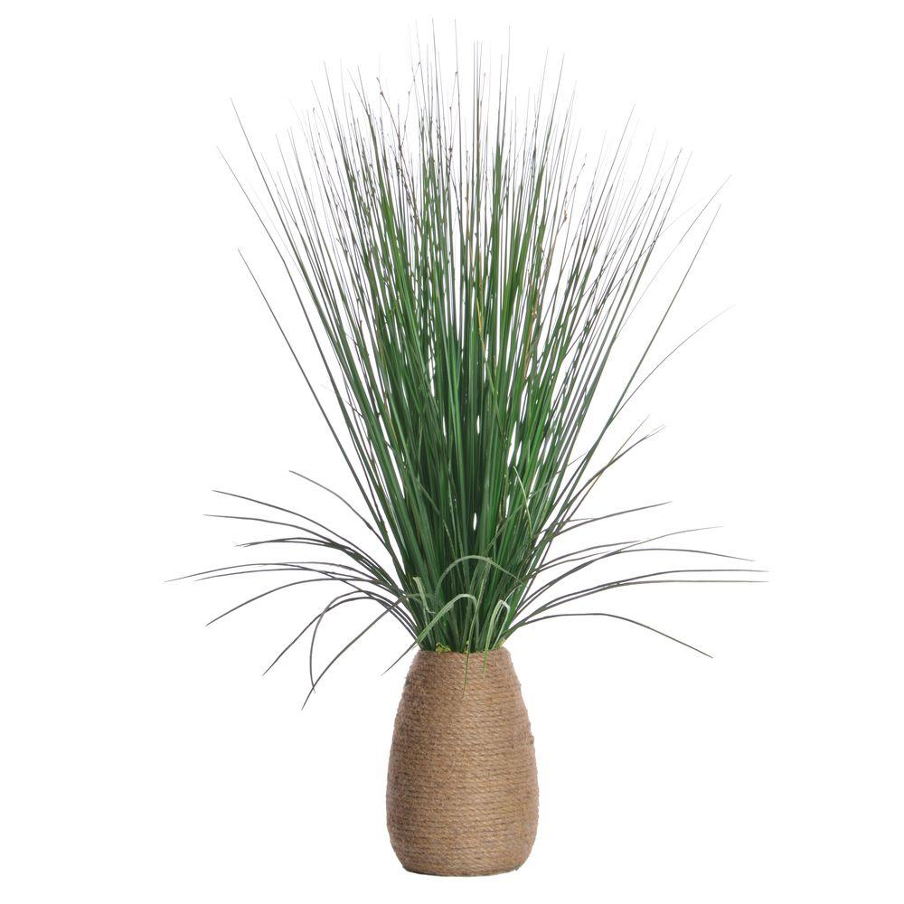 Laura Ashley 22 in. x 22 in. x 29 in. Tall Grass with Twi...