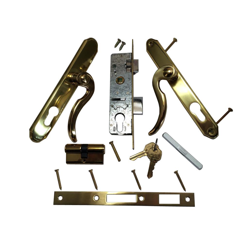 Defiant Bright Brass Heavy Duty Door Guard 70582 The