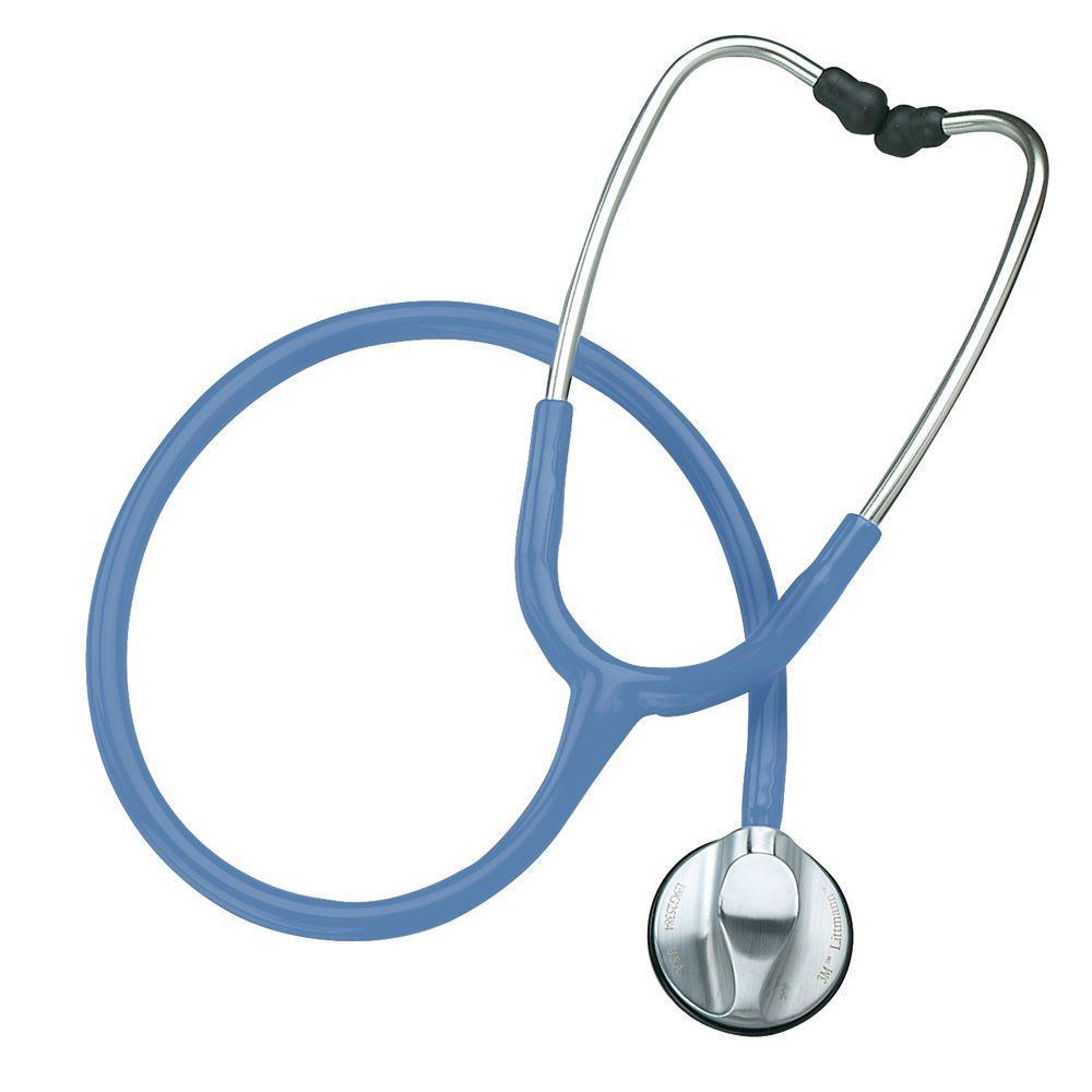 3M Master Classic II Adult Stethoscope in Ceil Blue