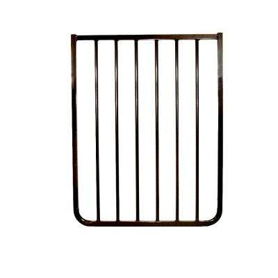 21-3/4 in. Extension for Stairway Special or Auto Lock Gate in Black