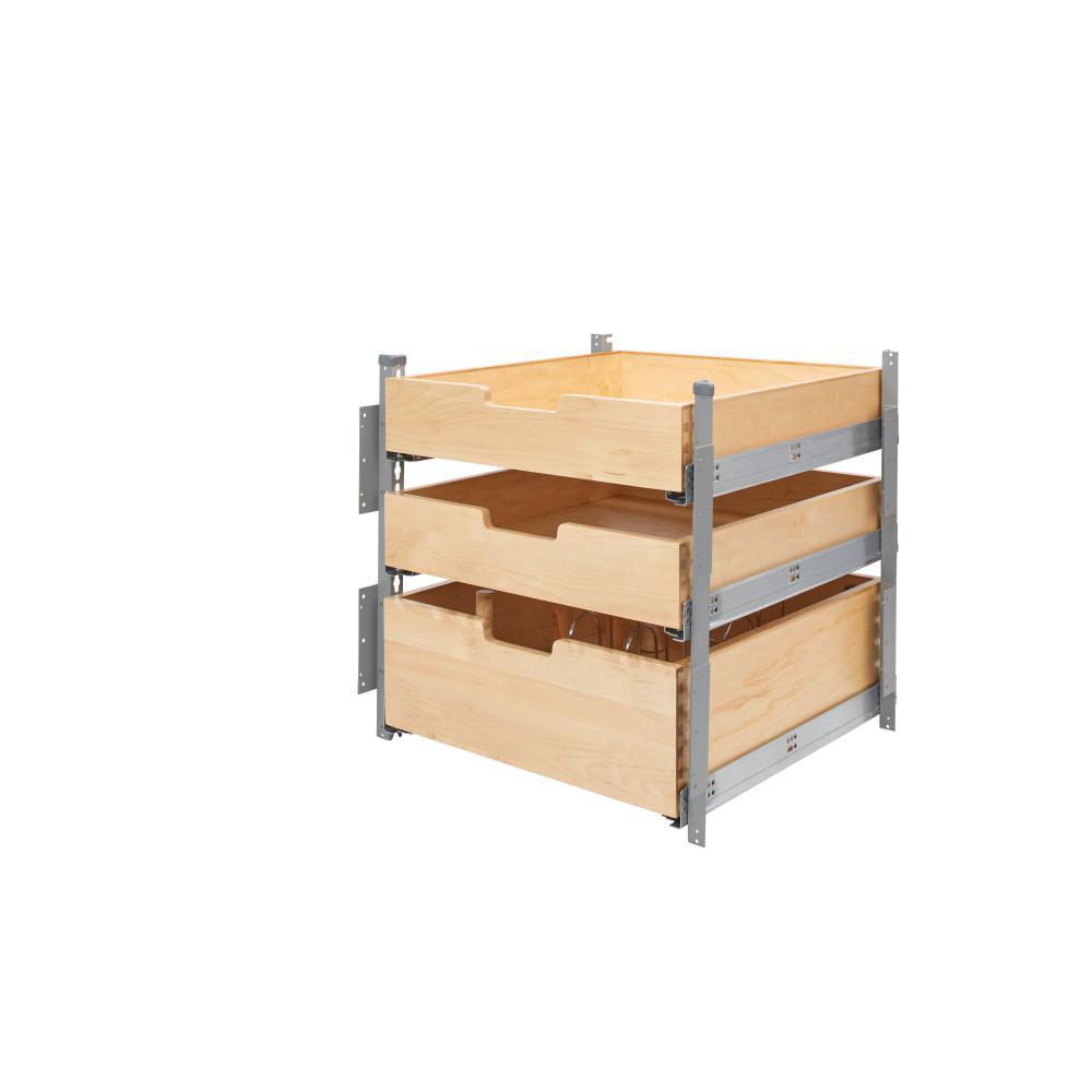 Rev-A-Shelf Pilaster System Kit for Door-Drawer ...