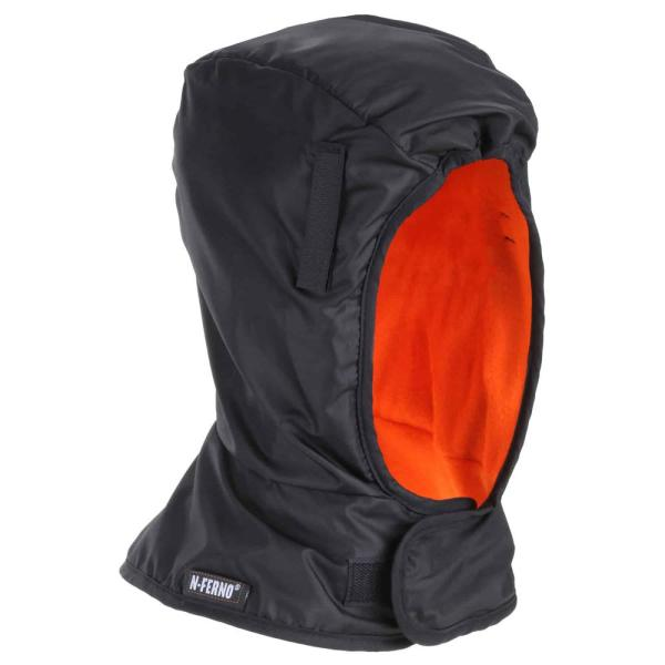 N-Ferno Shoulder Black 2-Layer Econo Winter Hard Hat Liner