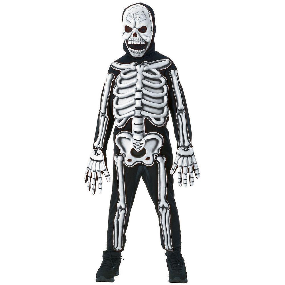 Skeleton Child Costume