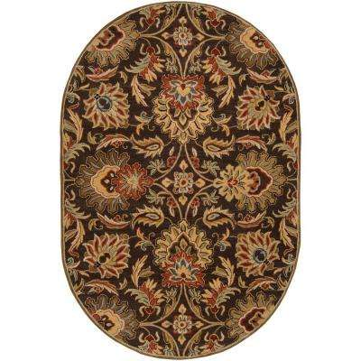 Oval 8 X 10 Area Rugs Rugs The Home Depot