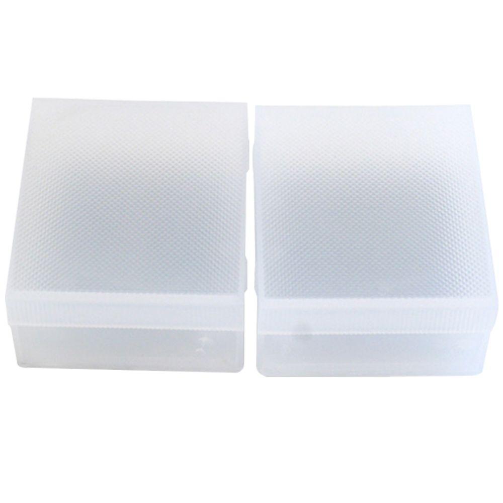 Solar Replacement Cubes (No Bricks) for Let's Edge It! Plastic Brick Edging (Set of 2)