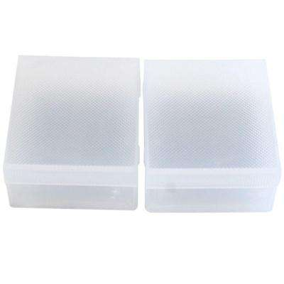 Solar Replacement Cubes (No Bricks) for Let's Edge It! Plastic Brick Edging (Set of 2)