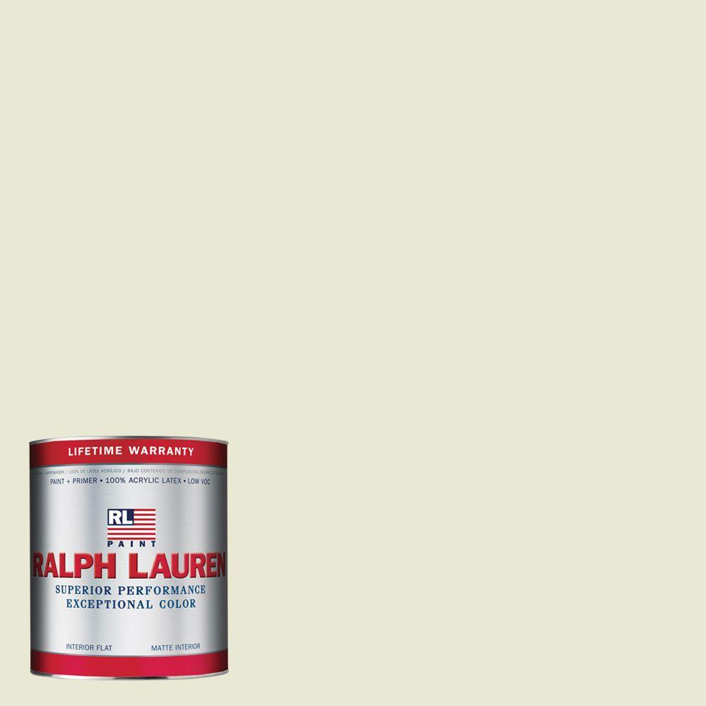 Ralph Lauren 1-qt. Wicket White Flat Interior Paint