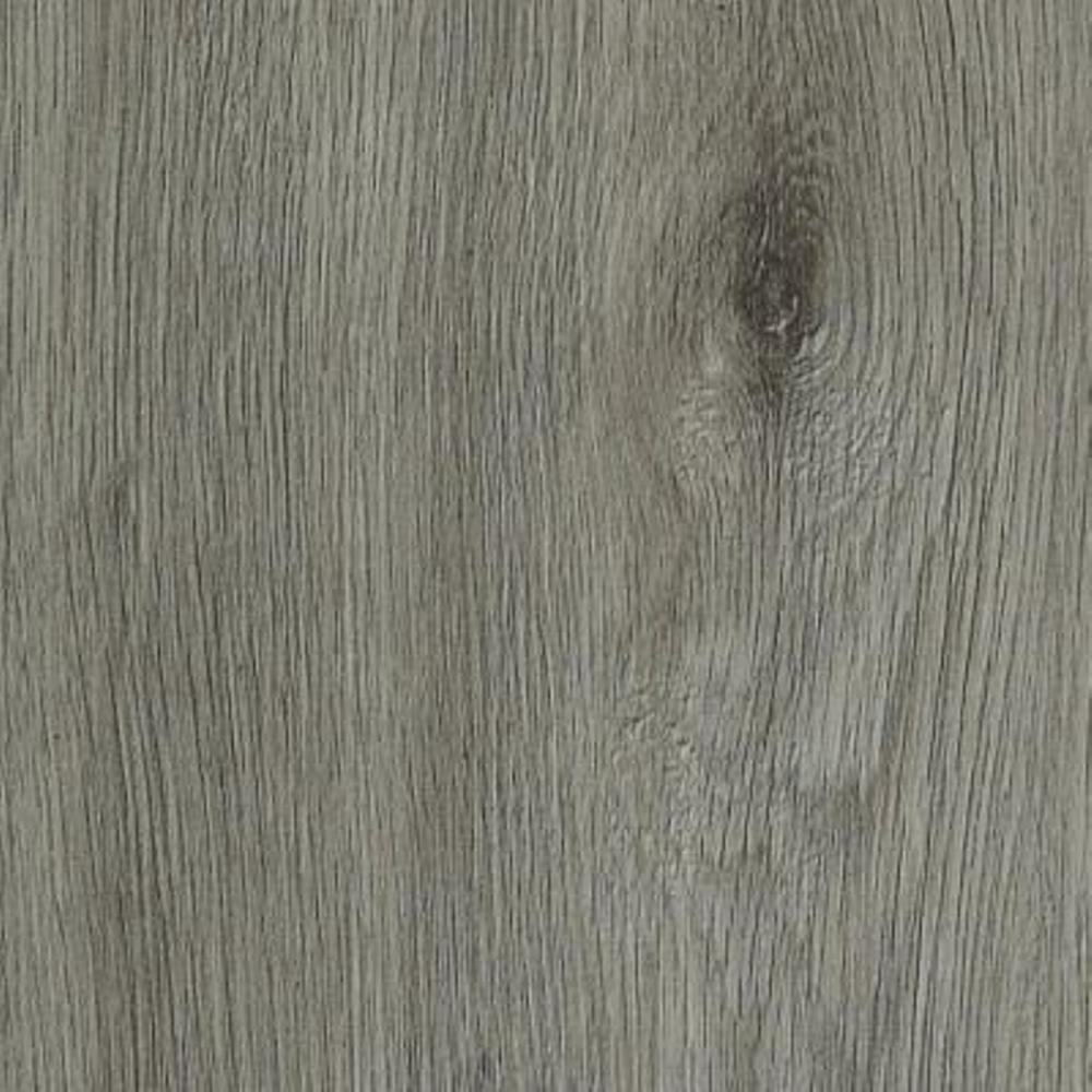 Take Home Sample - Oak Grey Click Lock Luxury Vinyl Plank Flooring - 6 in. x 9 in.