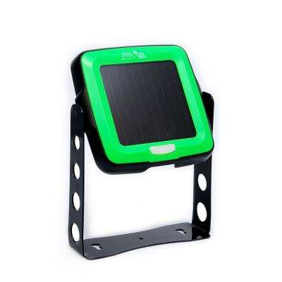 Solar Powered LED Indoor/Outdoor Swivel Light