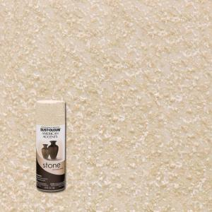 Stone Bleached Stone Textured Finish Spray Paint