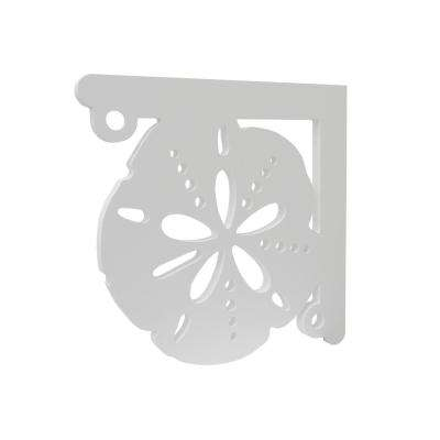 Sand Dollar Architectural Corner Bracket