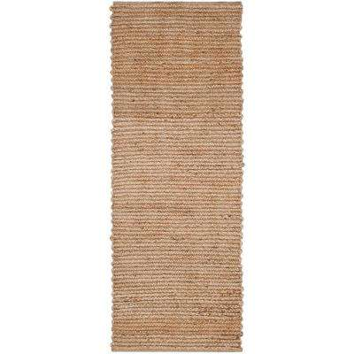 Cape Cod Natural 2 ft. 3 in. x 6 ft. Rug Runner