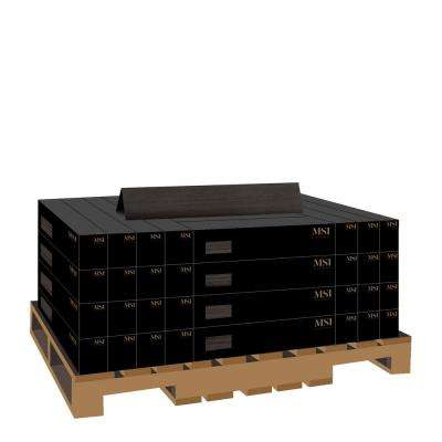 Timber Ebony 6 in. x 24 in. Glazed Ceramic Floor and Wall Tile (32 cases / 512 sq. ft. / pallet)