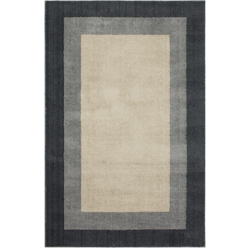 Mohawk Home Mohawk Home Bowyer Beige Gray Charcoal 5 ft. x 7 ft. Area Rug