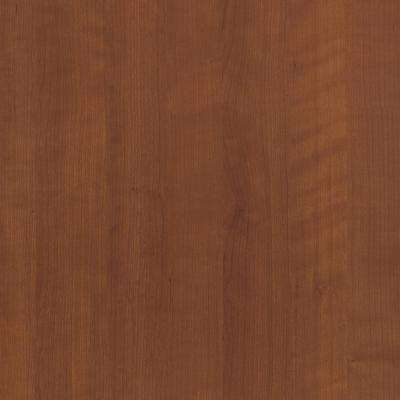 4 ft. x 8 ft. Laminate Sheet in Amber Cherry with Premium FineGrain Finish