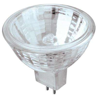 35-Watt Halogen MR16 Clear Lens Low Voltage GU5.3 Base Flood Light Bulb