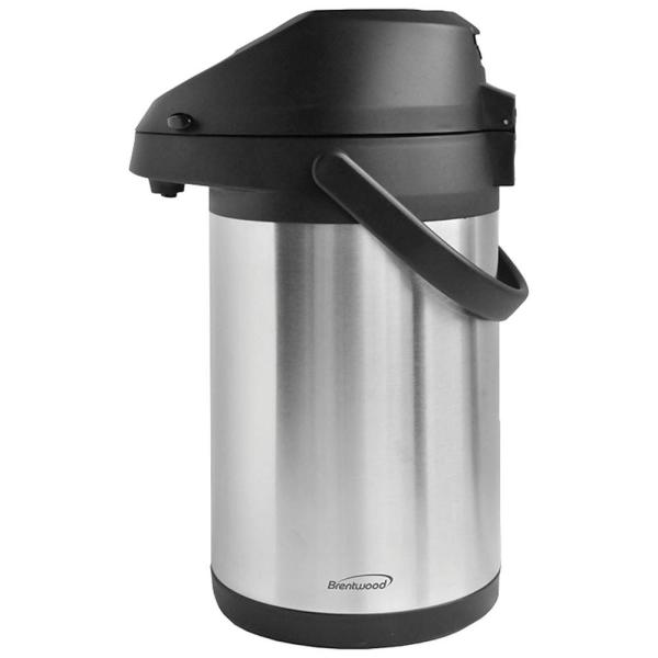Brentwood Airpot 84 oz. Hot and Cold Drink Dispenser