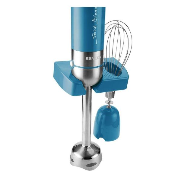 Sencor 10-Speed Blue Immersion Blender with Whisk Attachment SHB4361BL-NAA1