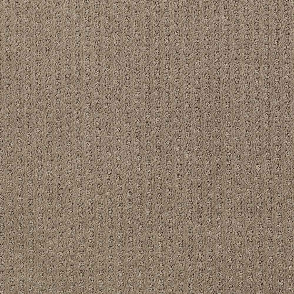 Lifeproof Sequin Sash Color Cocoa Pattern 12 Ft Carpet