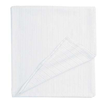Legends White Egyptian Cotton Throw