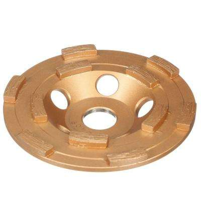 5 in. Segmented Diamond Cup Wheel for PC5000C