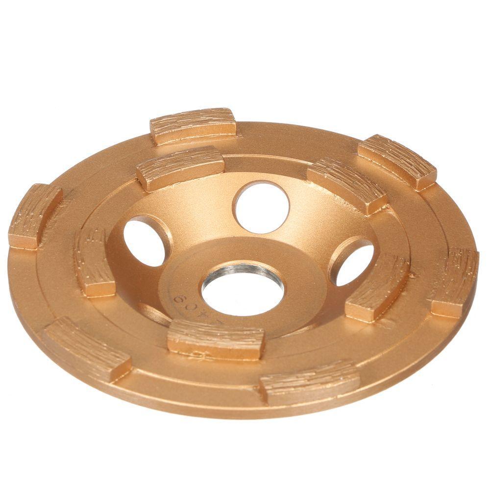 5 in. Segmented Diamond Cup Wheel for PC5000C
