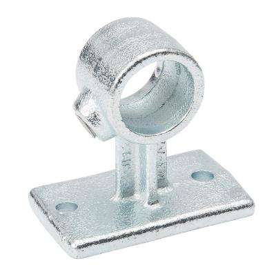 3/4 in. Galvanized Structural Steel Rail Support (2-Pack)
